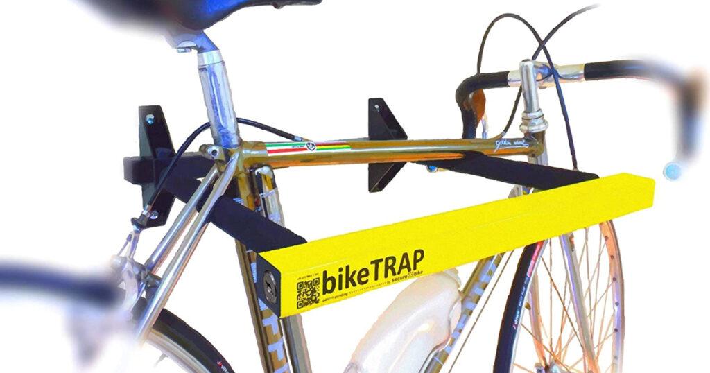 Antifurto bicicletta biketrap